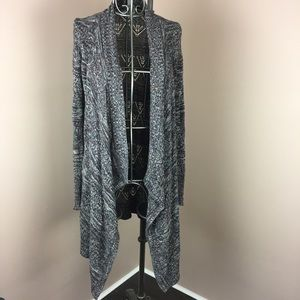 American Eagle Outfitters waterfall cardigan